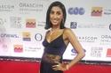 دينا الشربيني في حفل افتتاح مهرجان الجونة