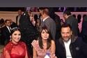 ماجد المصري ونجلاء بدر ومي عمر من حفل نايل دراما