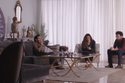 منزل ريهام حجاج يعتمد على الستايل المودرن والكلاسيك