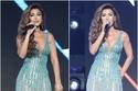 فستان نوال الزغبي حمل توقيع بيت الأزياء labourjoisie