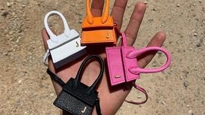 فرح الهادي تقتني أصغر حقيبة في العالم.. اكتشفي سعرها وماركتها