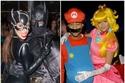 صور أزياء تنكر ثنائيات المشاهير في الهالوين: بعضهم لن تتعرفوا عليهم!