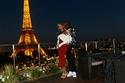بيونسيه مع زوجها في فندق شانغريلا باريس أحد أفخم فنادق العالم