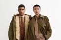 أزياء الرجال والنساء من مجموعة Burberry ما قبل خريف 2021