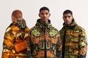 أزياء الرجال المموهة من  مجموعة Burberry ما قبل خريف 2021