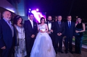 صور زفاف الإعلامية راميا الإبراهيم بحضور نجوم الإعلام في ليلة من الفرح الخالص