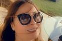 أبرز إطلالات النجمات بالنظارة الشمسية اختاري منها ما يناسب وجهك