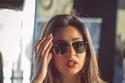 نظارات شمسية لوجه الصغير