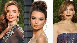 صيحة ألوان صبغات الشعر البنية على طريقة نجمات هوليوود