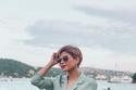 نهى نبيل قد أمضت مؤخراً عطلتها في تركيا