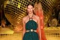 فستان أخضر من مجموعة Staud ربيع وصيف 2022