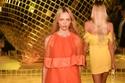 فستان وردي من مجموعة Staud ربيع وصيف 2022