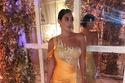 اختارت المصرية ياسمين صبري فستاناً للمصمم اللبناني أنطوان القارح