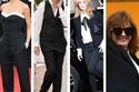 صور 4 نجمات فضلن الأزياء الذكورية في مهرجان كان السينمائي...هل أعجبتكم إطلالاتهن!