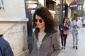 بيرين سآت بمفردها في اسطنبول وترفض التعليق على تقارير انفصالها
