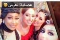 نجمات الخليج في حفل زفاف ابنة إلهام الفضالة