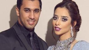 شاهدوا الأجواء الرومانسية لاحتفال بلقيس فتحي بعيد ميلاد زوجها