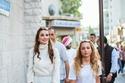 الملكة رانيا والأميرة إيمان في إطلالة كاجوال بسيطة