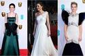 صور: في حفل البافتا.. أبرز إطلالات النجمات وكيت ميدلتون أشبه بالعروس