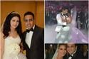 صور فساتين زفاف زوجات نجوم مسرح مصر