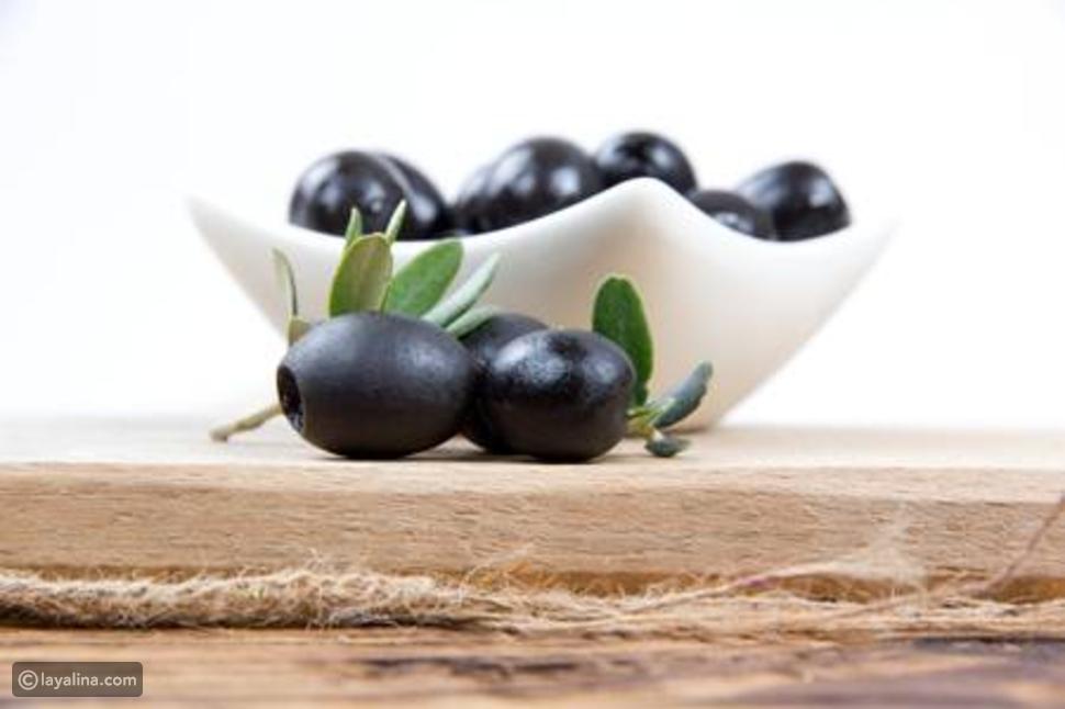 فوائد الزيتون الأسود الصحية