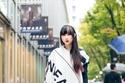 2 موضة  Street Style في أسبوع الموضة في طوكيو