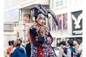 شاهدي أغرب الأزياء في موضة  Street Style في أسبوع الموضة في طوكيو