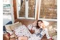 أجمل إطلالات عارضة الأزياء بيلا حديد أناقة من وحي حقبة الـ90
