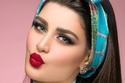 تسريحات شعر الفاشينيستا روان بن حسين لإطلالة عفوية في عيد الأضحى