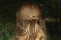 إكسسوارات شعر دائرية