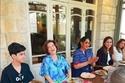 أحلام في ضيافة والدة الملكة رانيا