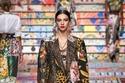 بنطلون جينز ممزق ملون من Dolce & Gabbana