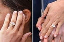شكل خاتم زفاف ميغان ماركل بعد التعديل