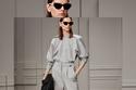 إطلالة كاملة من نفس اللون من مجموعة Karl Lagerfeld
