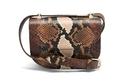 حقيبة صغيرة جلد ثعبان من APC