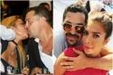 قبلة أصالة لزوجها للمرة الثانية عرضتها للانتقادات