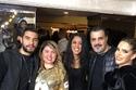صور: السواد يطغى على احتفال نجوم الفن بعيد ميلاد دنيا عبدالعزيز!