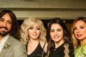 مصمم الأزياء هاني البحيري في حفل عيد ميلاد دنيا عبد العزيز