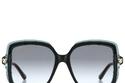 نظارة شمسية بانثير دو كارتييه كبيرة الحجم