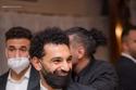 محمد صلاح في حفل زفاف شقيقه نصر