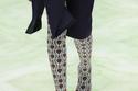 حذاء بوت مزين من Prada