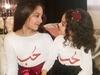"""هيفاء وهبي ترقص على """"بنت الجيران"""" وتشعل حفل عيد ميلادها بالطبلة"""