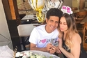 صور هكذا تقضي إسراء عبد الفتاح وزوجها حمدي المرغني شهر العسل