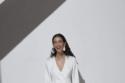 فستان زفاف سترة بتصميم كلاسيك من Kaviar Gauche