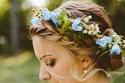 اكسسوارات شعر عروس ربيع 2019 بطابع الورود