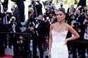 Camila Coelho بفسان أبيض من نيكولا جبران بمهرجان كان السينمائي