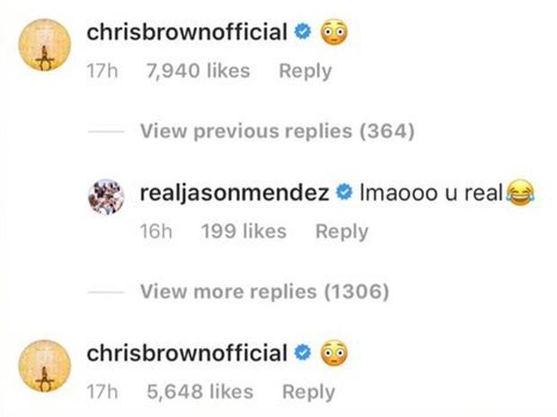 تعليق كريس براون يشعل الجدل حول رغبته بالعودة لريهانا من جديد