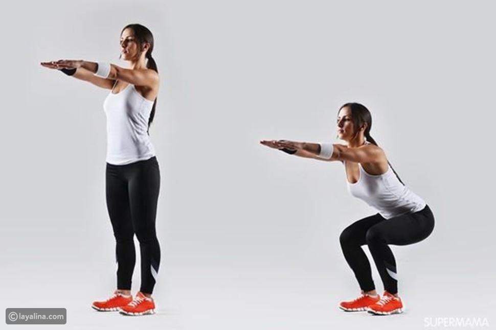 تمارين لشد الجسم تمنحك نتائج مذهلة في فترة قصيرة