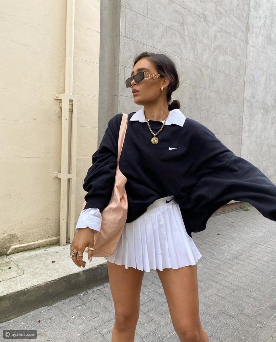 تنورة التنس Tennis Skirts