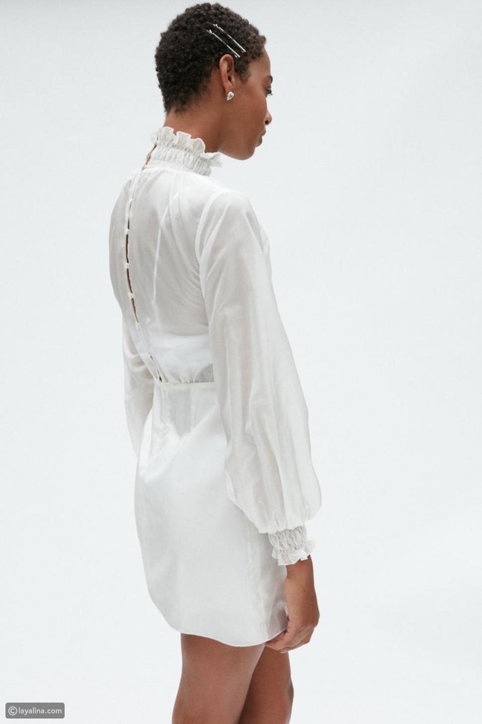 الفستان الذي يجب ارتدائه هو فستان فانيسا كوتشياروVanessa Cocchiaro